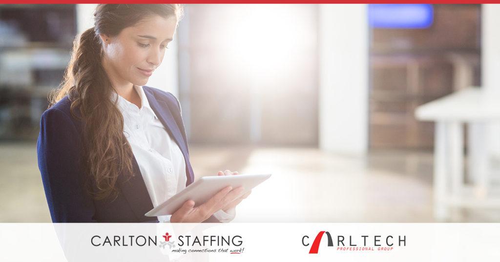 carlton staffing five year career plan